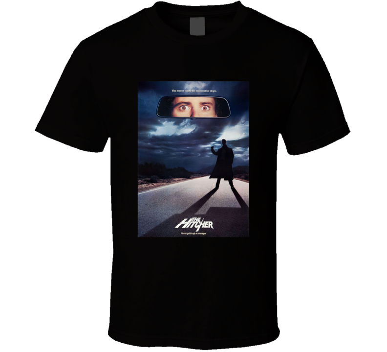 The Hitcher Greatest Halloween Movie Fan T Shirt