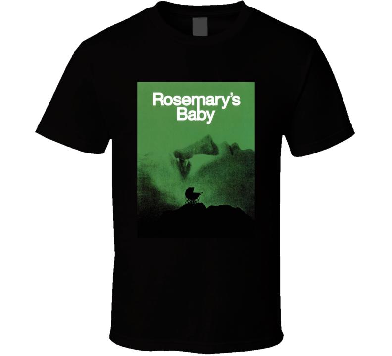 Rosemary's Baby Greatest Halloween Movie Fan T Shirt