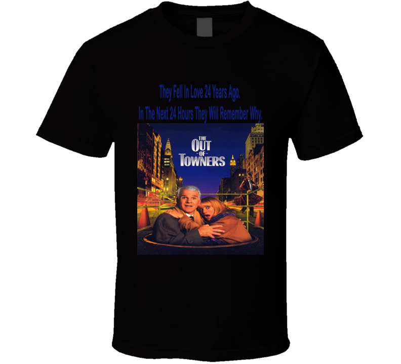 The Out Of Towners Movie T Shirt