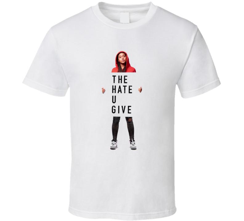 The Hate U Give Movie Fan T Shirt