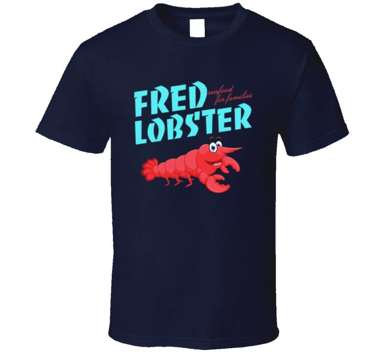 Fred Lobster Henry Danger Cool Fan T Shirt
