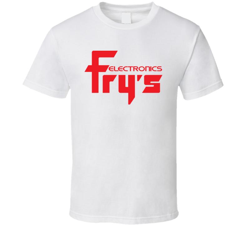 Fry,s Electronics Retail Store T Shirt