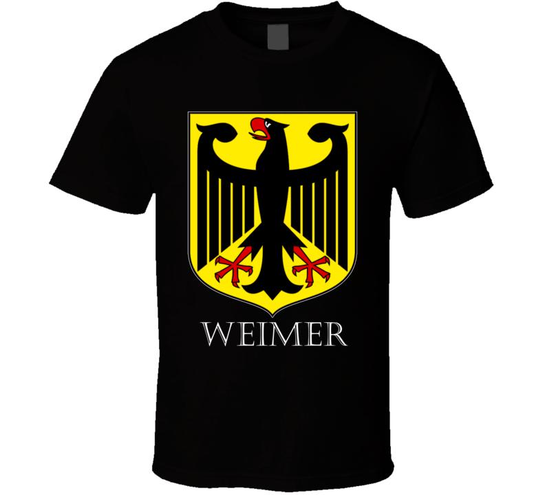 Coat Of Arms T Shirt