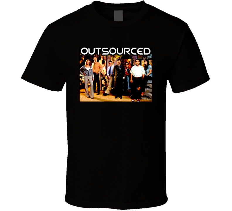 Outsourced Comedy Tv T Shirt