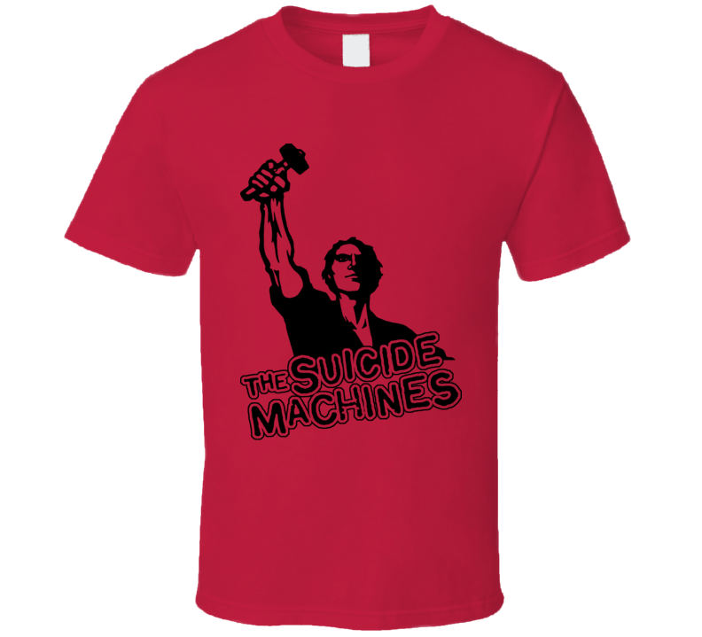 The Suicide Machines T Shirt