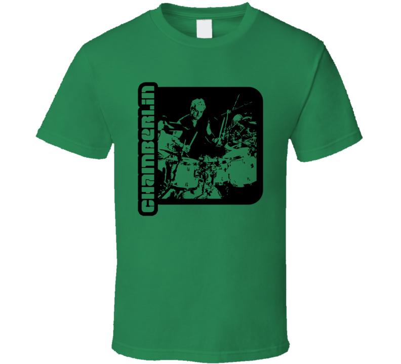 Jimmy Chamberlin Rock Drummer Music T Shirt