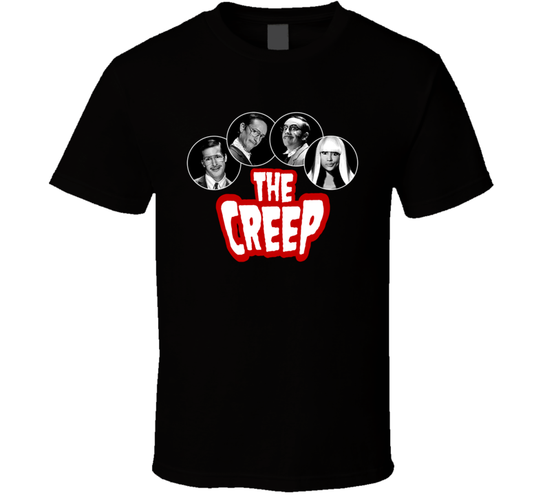 The Creep Snl The Lonely Island Niki Funny T Shirt