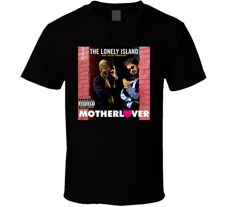 The Lonely Island Motherlover Timberlake Snl T Shirt
