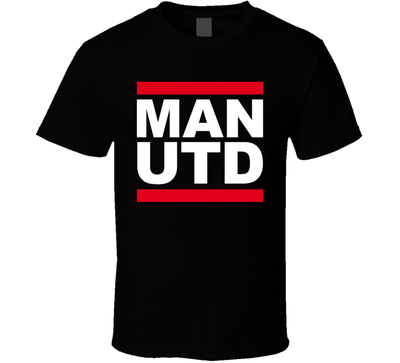 Man Utd Soccer Football Epl 19 T Shirt