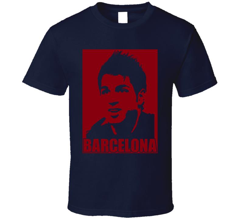 Cesc Fabregas Barca Spain Barcelona T Shirt