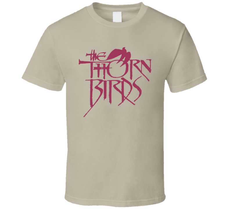The Thorn Birds Novel Mini Series Book T Shirt