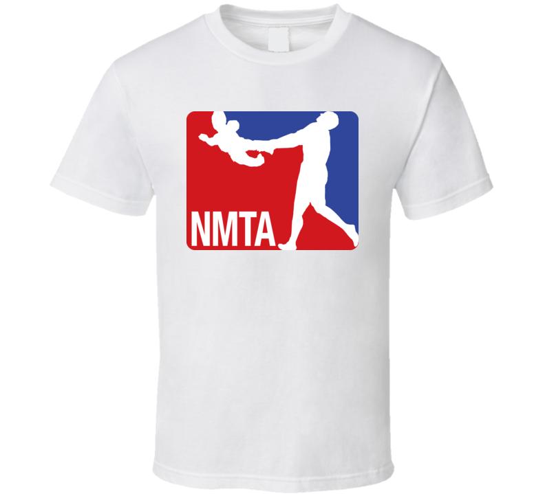 National Midget Tossing Association Funny T Shirt