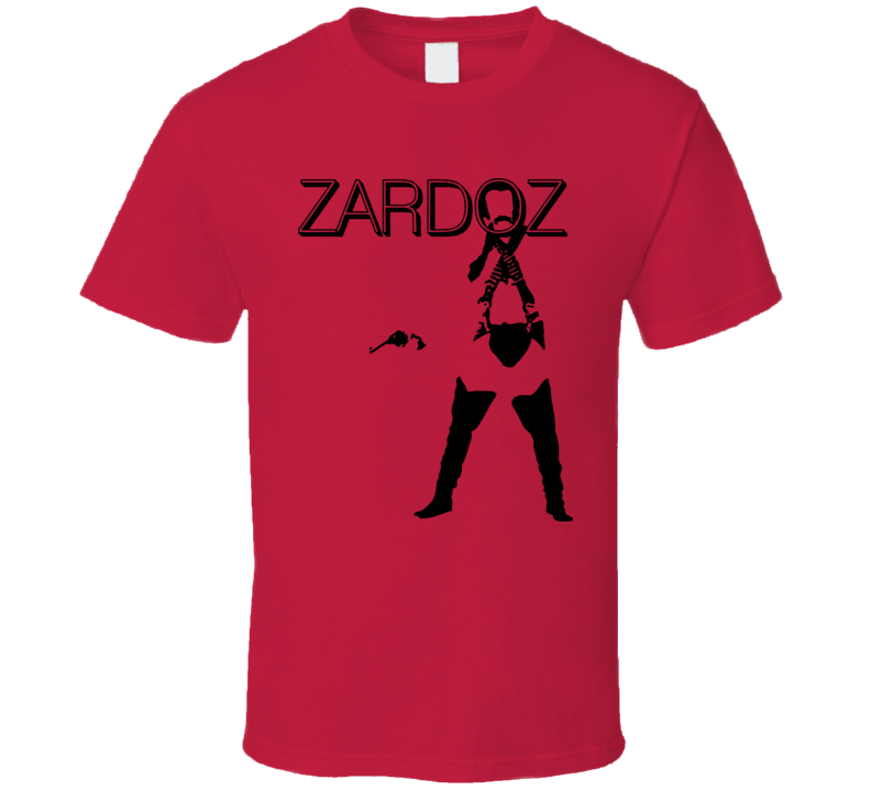 Zardoz Sean Connery Cult Classic Movie Retro T Shirt