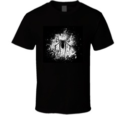 spiderman logo shirt t-shirt tee