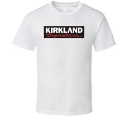 Kirkland Signature Logo T Shirt