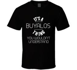 Buyalos T-shirt