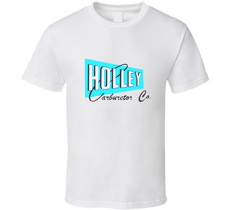 Holley Carburetor Co. vintage Logo T-Shirt