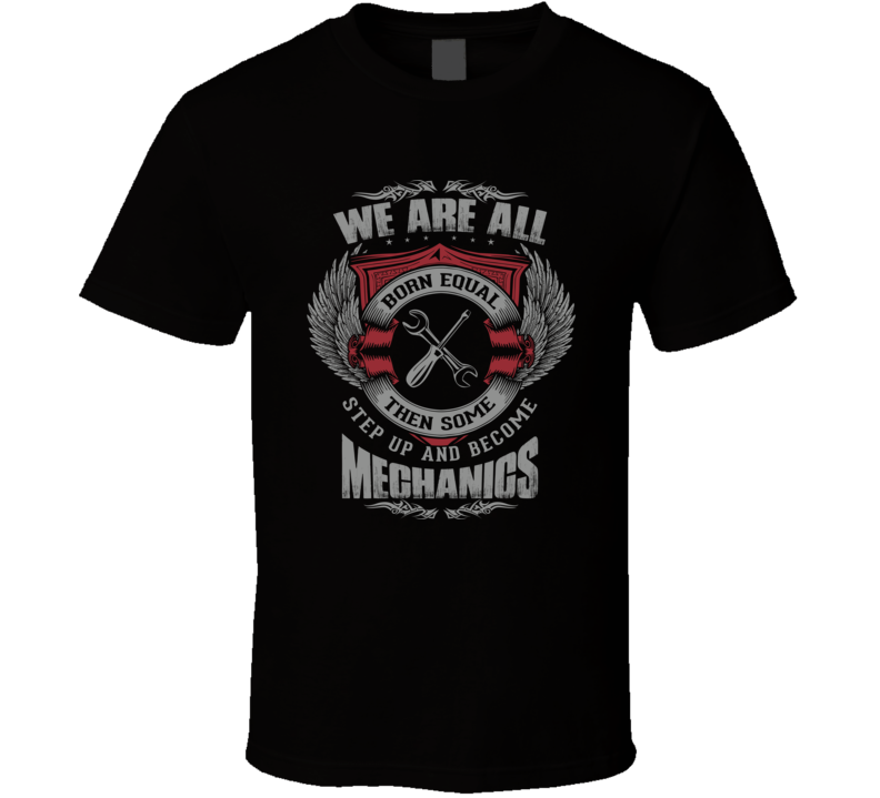 Proud Mechanic t-shirt