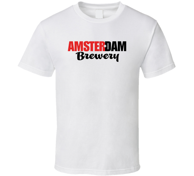 Amsterdam Brewery Beer T-Shirt