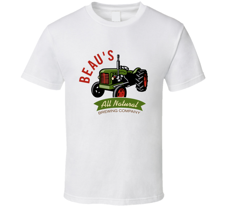 Beau's All natural Brewing Beer T-Shirt