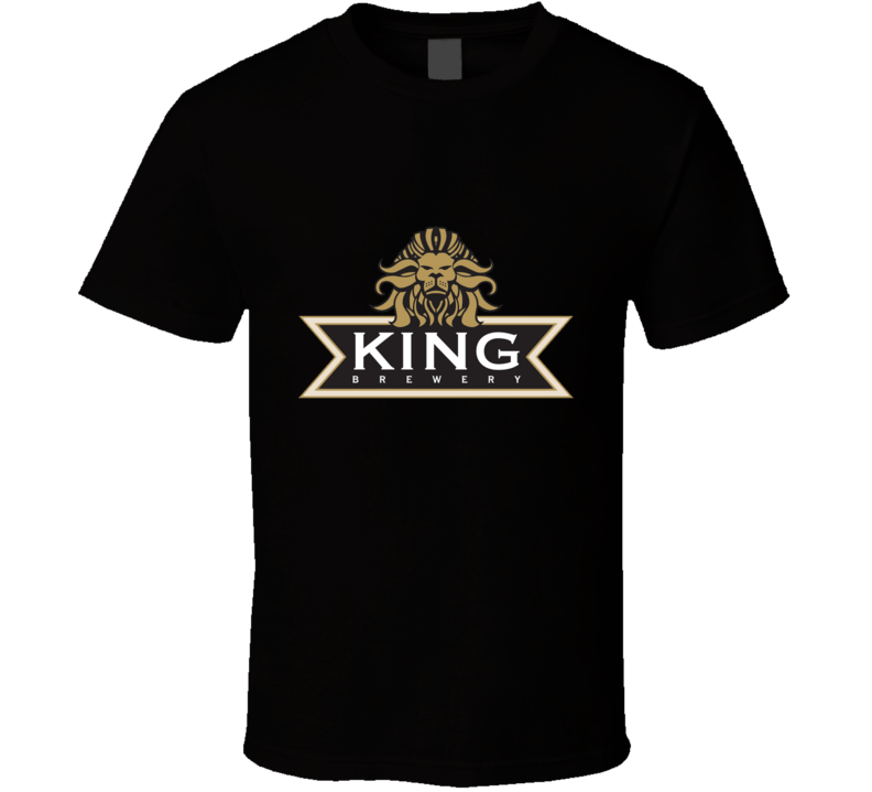 King Brewery Beer T-Shirt