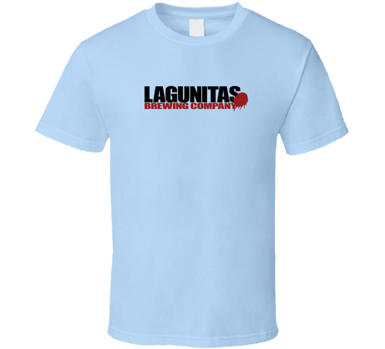 Lagunitas Brewing Beer T-Shirt