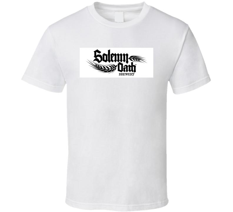 Solemn oath brewery T-Shirt