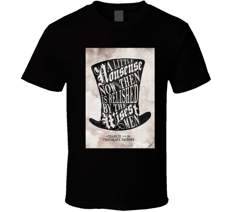Willy Wonka Cool T-Shirt