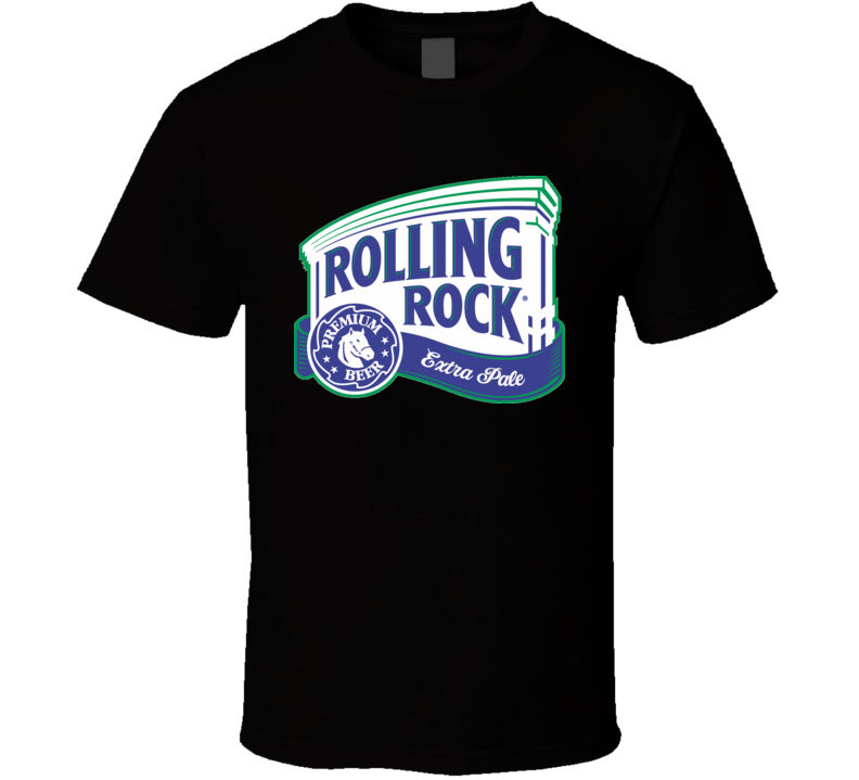 rolling rock beer logo T Shirt