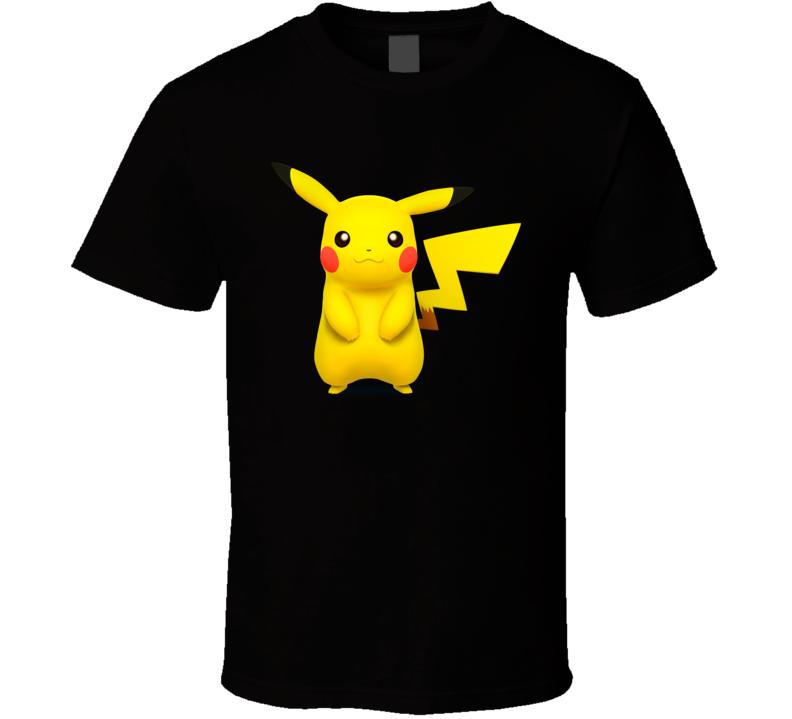 Pikachu Pokemon Go T-Shirt