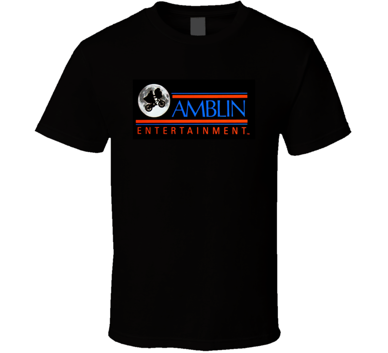 Amblin entertainment Logo T-Shirt