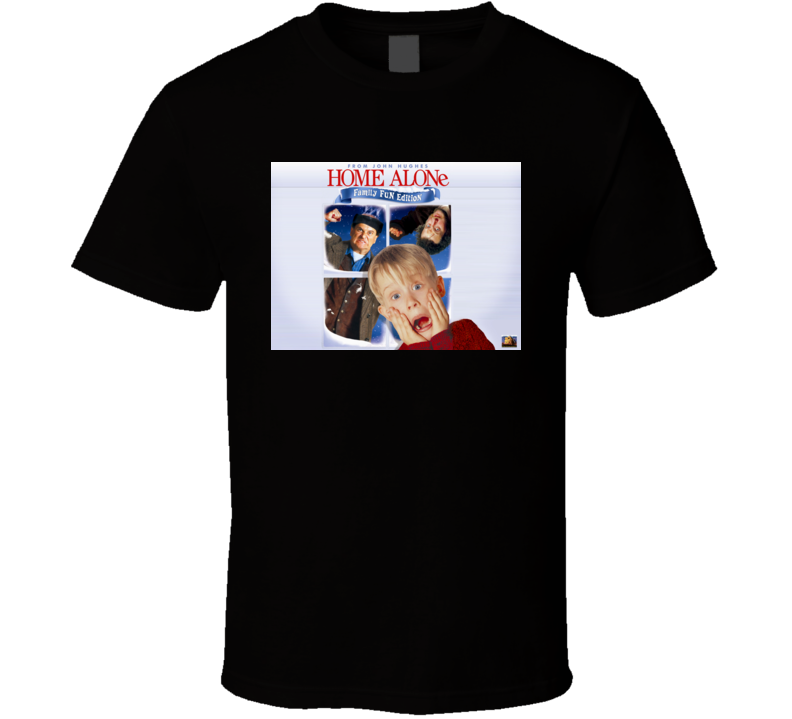 Home alone t-shirt