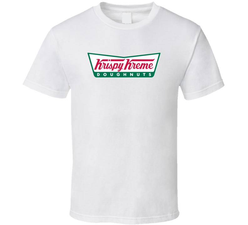 Krispy Kreme Doughnuts Fan T Shirt