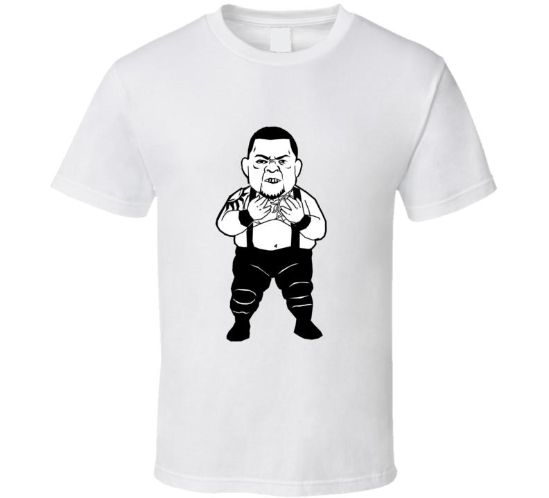 Big Daddy Wrestling Fan T Shirt