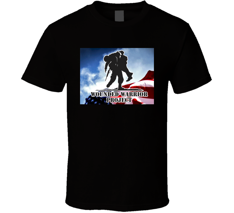 Wounded Warrior Project WWP T-shirt i