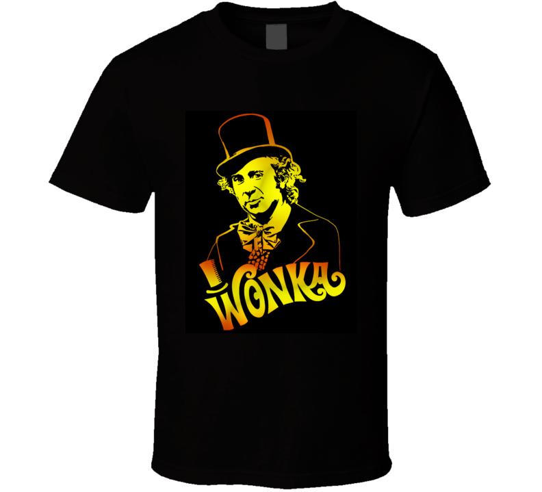 Willy wonka cool shirt