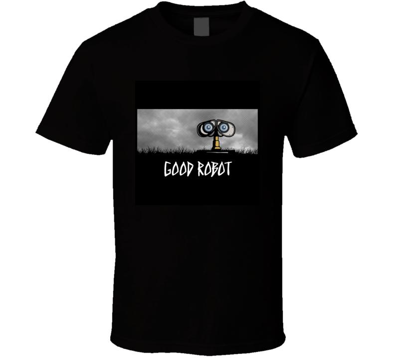 bad robot company logo  t-shirt shirt tee