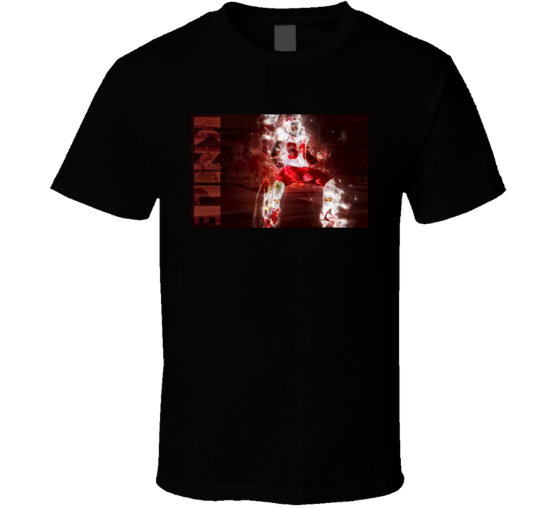 The Kansas City Chiefs Knile Davis T-Shirt