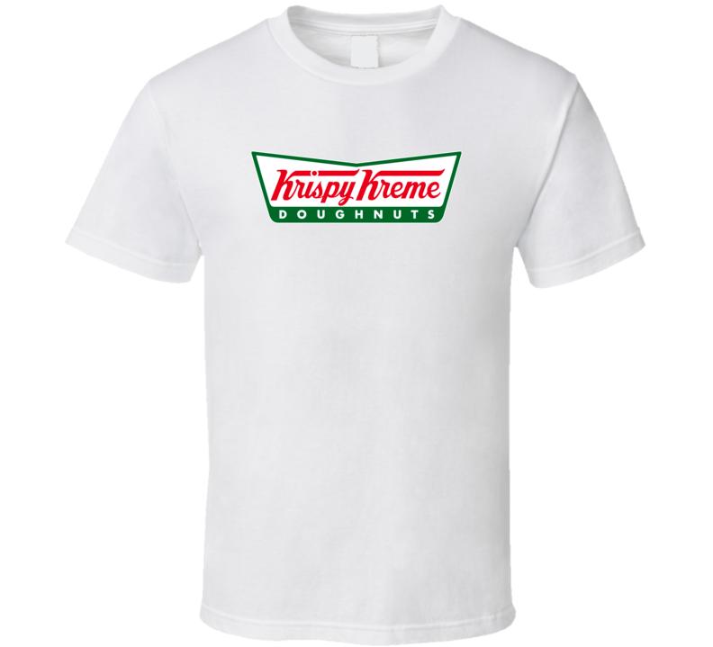 Krispy Kreme Doughnuts Logo T-Shirt