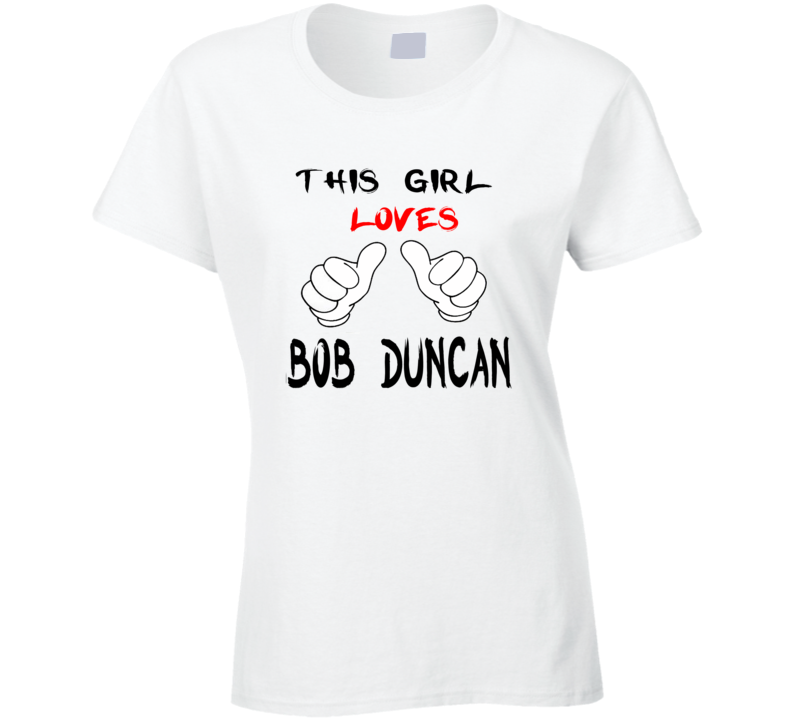 This Girl Bob Duncan Good Luck Charlie T Shirt