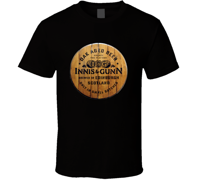 Innis and Gunn Oak Aged Beer T Shirt