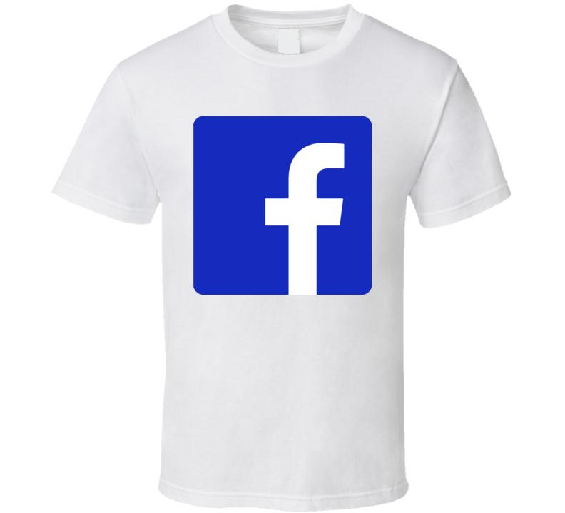 Facebook Logo Symbol T Shirt