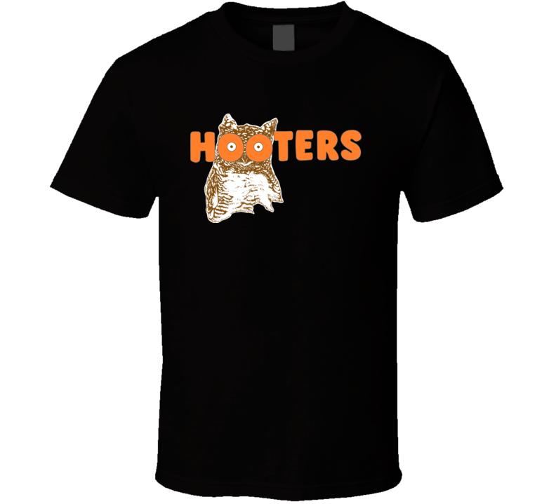 Hooters Bar Classic T Shirt