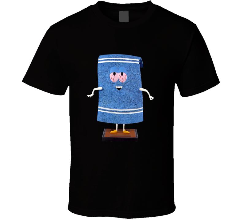 Southpark Towelie funny t shirt