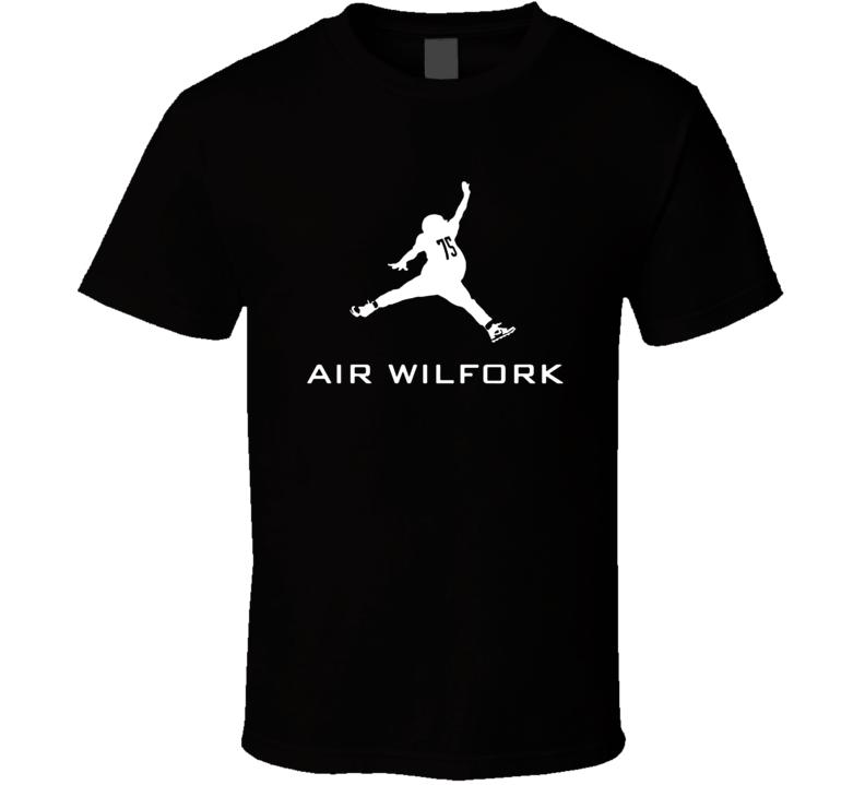 Air Wilfork New England Football Fan T Shirt
