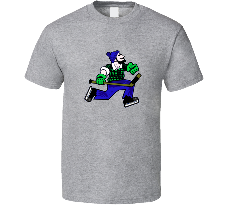 Johnny Canuck Vancouver T Shirt