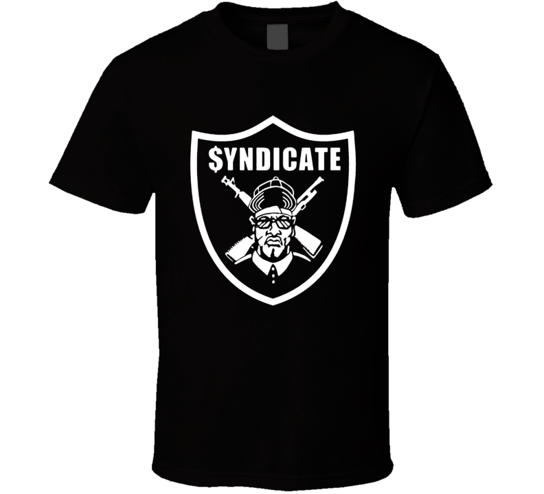 Rhyme Syndicate Ice T Rap T Shirt