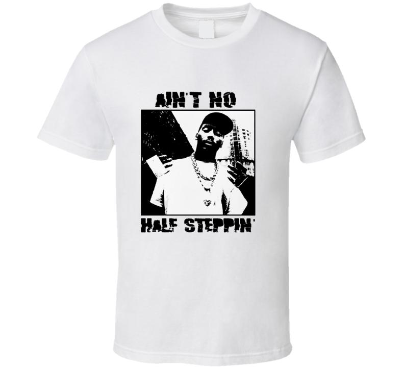Big Daddy Kane Aint No Half Steppin Hip Hop Rap T Shirt