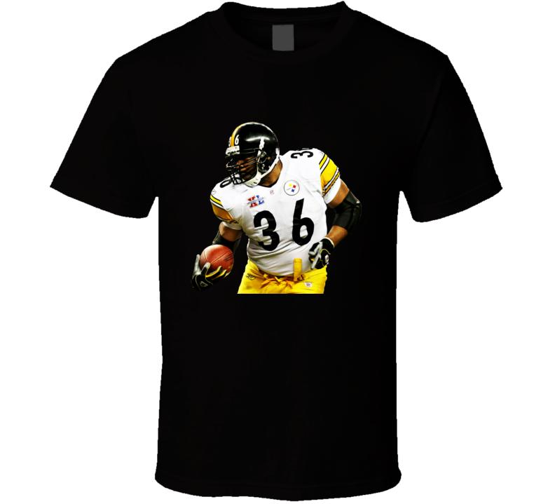 Jerome Bettis Pittsburgh Doughnuts T Shirt