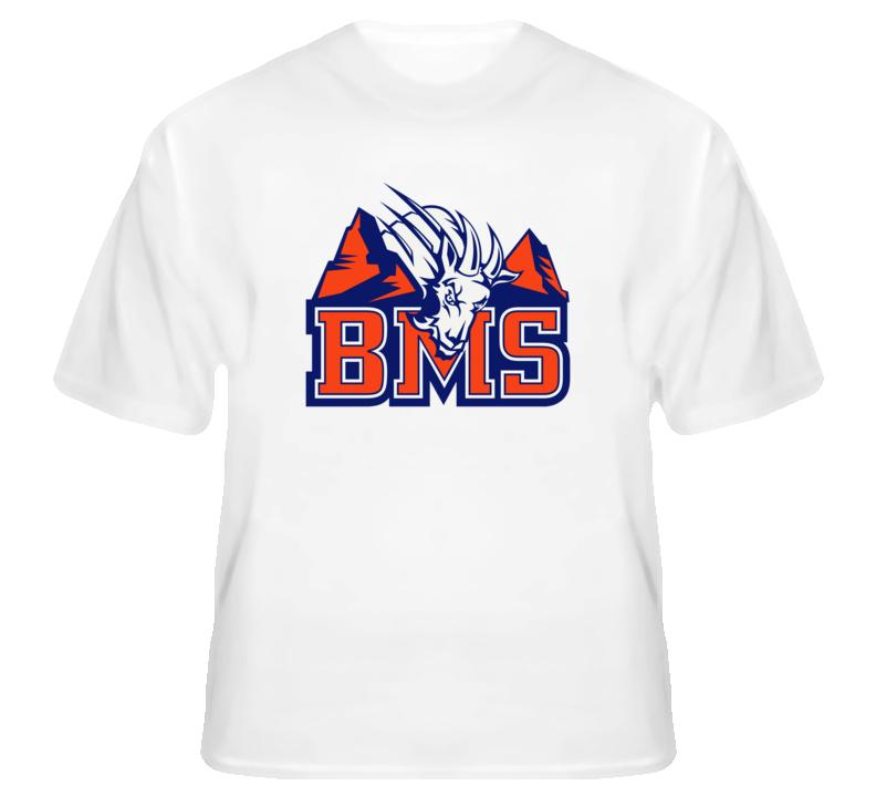 BMS WHITE T Shirt